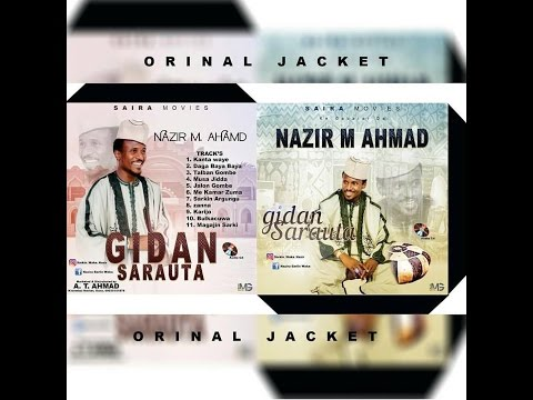 Sarkin Gombe Official Audio HQ By Nazir M Ahmed (Sarkin Waka)