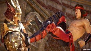 Video MORTAL KOMBAT 11 - Liu Kang Saves Kotal Kahn From Shao Kahn (MK11 2019) PS4 Pro MP3, 3GP, MP4, WEBM, AVI, FLV September 2019