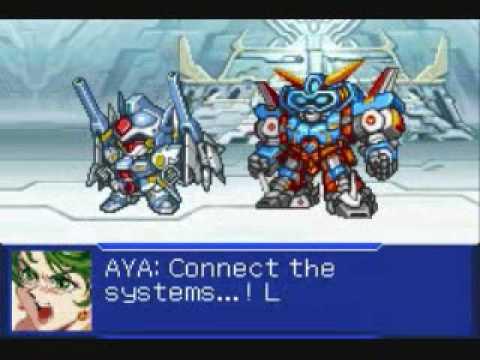 super robot taisen original generation 2 gba rom