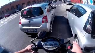 8. Sportcity 300 aprilia