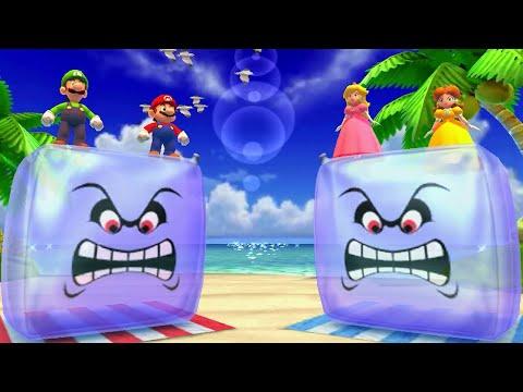 Mario Party: The Top 100 - All Gamecube Minigames (Mario Party 4-7)