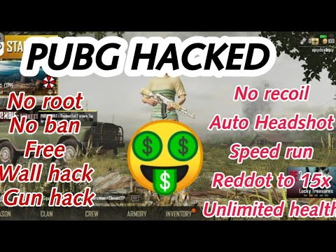 Hack PUBG MOBILE IN android in Telugu | No root | No ban | Telugu