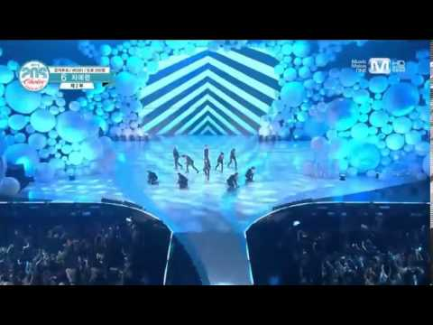 [SOULB] 2013-07-18 Mnet 20's Choice SHINHWA - THIS LOVE (видео)