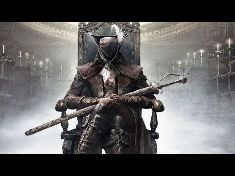 Bloodborne Old Hunters DLC Game Movie