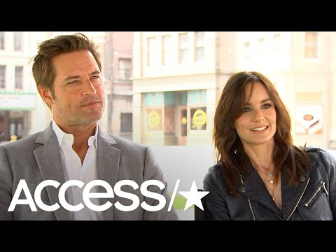 'Colony': Josh Holloway & Sarah Wayne Callies On That Season 3 Premiere Snyder Twist | Access