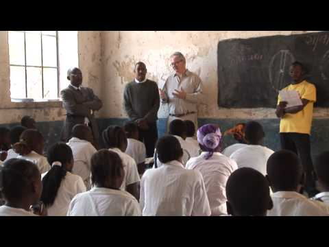 Dondi choir - The Men's Ministries Network of the United Church is raising funds to help rebuild the Lutamo school in Dondi, Angola with the Evangelical Congregational Chu...