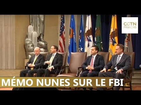 Video Trump s'attaque au FBI en autorisant la publication d'un document confidentiel download in MP3, 3GP, MP4, WEBM, AVI, FLV January 2017