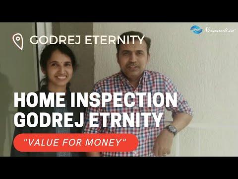 Godrej Eternity : Mr Vijay, Home Inspection by Nemmadi a Testimonial