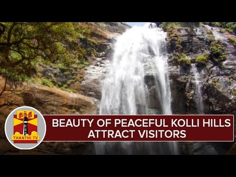 Beauty-of-Peaceful-Kolli-Hills-Attract-Visitors--Thanthi-TV