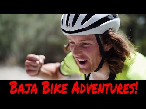 Baja Dark Skies Adventure Bikepacking Gravel Bike  Ride on the Specialized Diverge