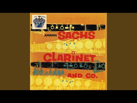 Aaron Sachs – Clarinet And Co