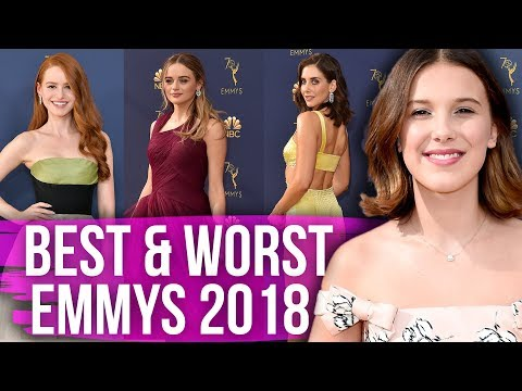 Best & Worst Dressed 2018 Emmys (Dirty Laundry)