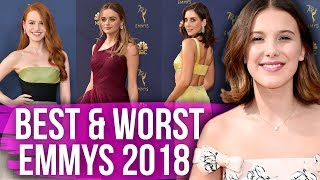 Best & Worst Dressed 2018 Emmys (Dirty Laundry) by Clevver Style
