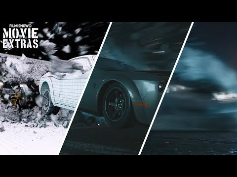 The Fate Of The Furious - VFX Breakdown by Rodeo FX (2017)