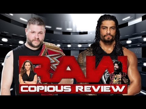 Wwe Raw 9/12/16 Live Review - Ko Vs Reigns, Results, Reaction & Live Callers