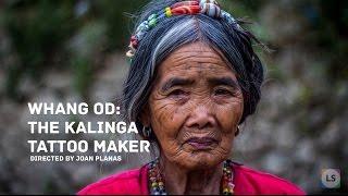 Video Whang Od: The Kalinga Tattoo maker MP3, 3GP, MP4, WEBM, AVI, FLV Maret 2019