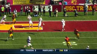 Matt Barkley vs Arizona (2011)