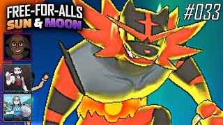 Pokémon Sun & Moon FFAs #033 Feat. JayYTGamer, CrimsonCBAD & BlueJayOnToast by King Nappy