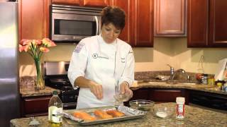 Subscribe Now: http://www.youtube.com/subscription_center?add_user=Cookingguide Watch More: http://www.youtube.com/Cookingguide Cajun salmon ...