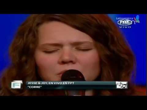 Jesse & Joy - ¡Corre! en vivo FPT (Argentina)