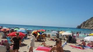 Finestrat Spain  city images : La cala finestrat Spain in august
