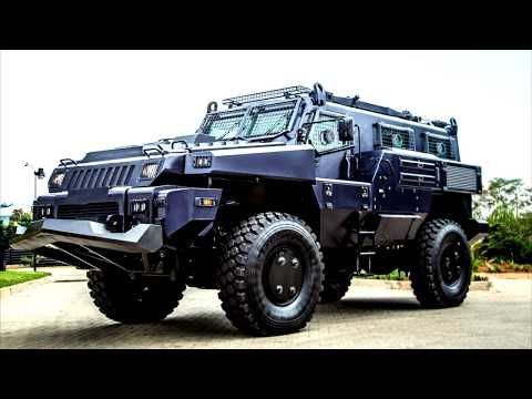 Best armored vehicles