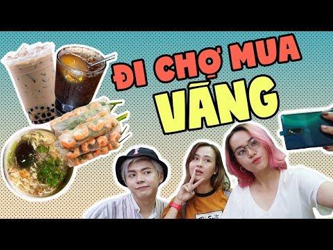 Ăn sạch khu chợ ẩm thực số 1 Sài Gòn : Ngạc nhiên vì Ngon - Lạ - Rẻ ! - Thời lượng: 7 phút, 42 giây.