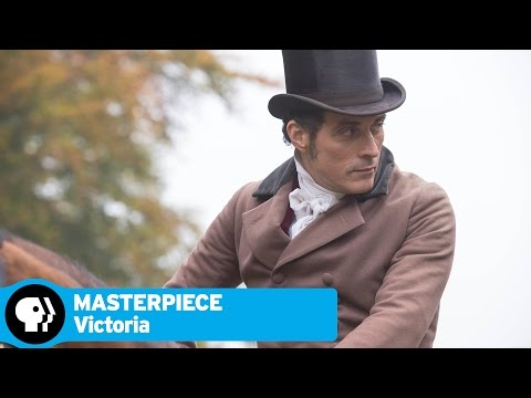 VICTORIA on MASTERPIECE | Rufus Sewell as Lord Melbourne | PBS