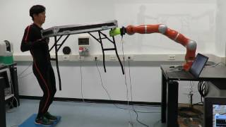 Anticipatory Robot Assistance for the Prevention of Human Static Joint Overloading in Hhuman-Robot Cooperation