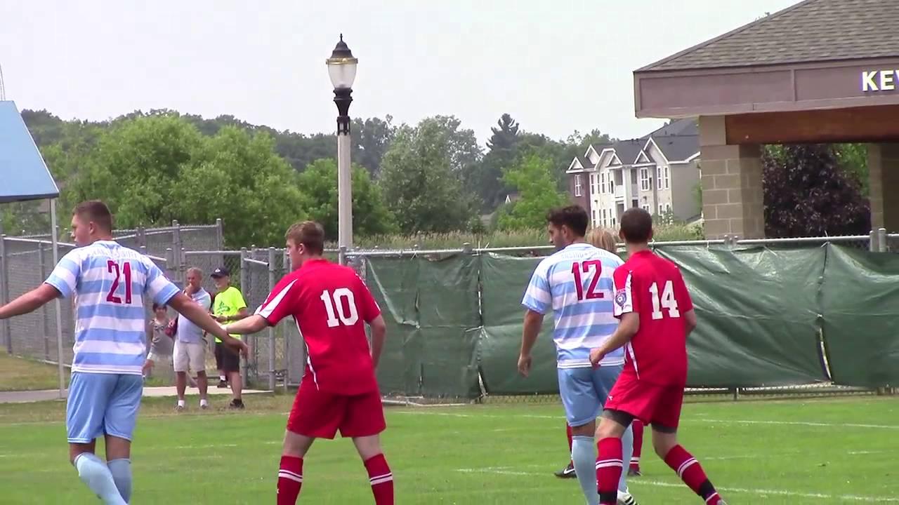 Lansing United 4-3 Indy Eleven NPSL 26 June 2016