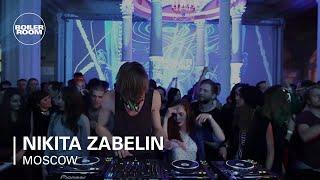 Nikita Zabelin - Live @ Boiler Room Moscow 2015