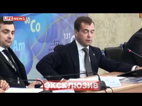 Кудрин изящно троллит Медведева