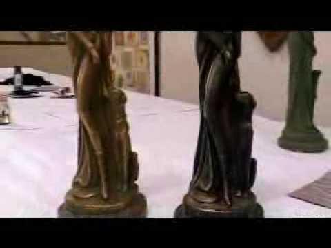 Programa Fã - Lino Strambi - Pintura em gesso com Adriana Leonal Strambi