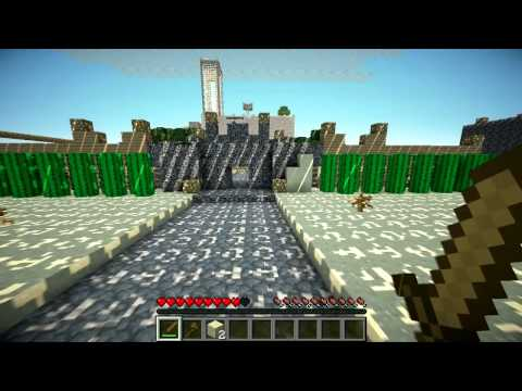 Capture the Wool, by TheNoochM! Part #1 - Hollywood Explosions! Video