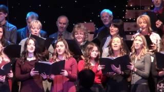 The Spirit of Christmas - cover by Grace Ave Church Choir (Third Slavic Church) TSBCHURCH Moskalets Peter - Choir Director.