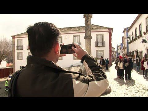 Hotel im Kloster: Portugals Tourismus boomt