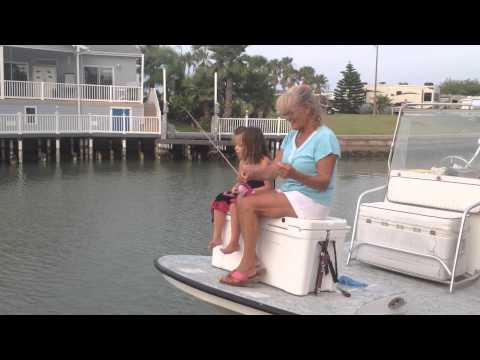 140724 Fishing with Grandma 2 (видео)