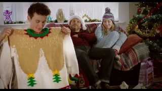 So wrong!  Jumper, New IRN-BRU Christmas Advert 2015