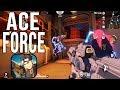 Ace Force Jogo Mobile Estilo Overwatch Modo Team Deathm