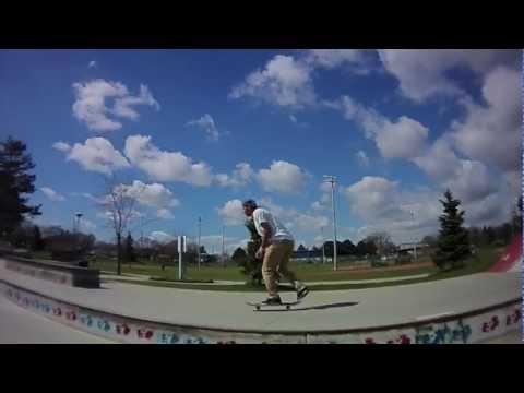 Toronto's Outdoor Skateparks (WATCH IN 720p)