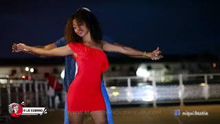 LOST ON YOU - Dance Salsa cubana / casino romántica en Habana Vieja - timba rumba cubana