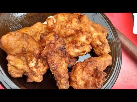 Pollo frito cordobés estilo Kentucky