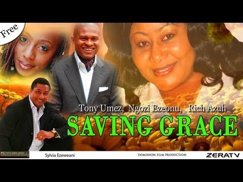 Saving Grace 1 Nigerian Nollywood Movie