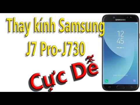 Thay kinh Samsung J7 pro J730