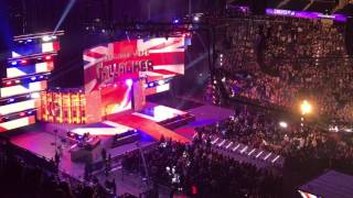Nonton Jack Gallagher entrance on Monday night raw, 8th may 2017 Film Subtitle Indonesia Streaming Movie Download