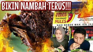 Video Nasi Bebek MAK ISA EDAN ENAKNYA! CUMA 19RIBU!! MP3, 3GP, MP4, WEBM, AVI, FLV Januari 2019