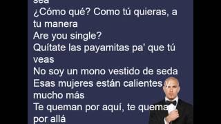 Nonton Pitbull & J Balvin - Hey Ma ft Camila Cabello - Letra Film Subtitle Indonesia Streaming Movie Download