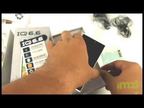 แกะกล่อง i-mobile IQ 6.6 จอใหญ่ กล้อง 18MP ซีพียู Snapdragon 400