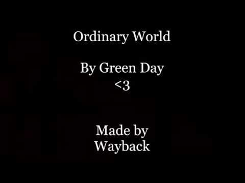Green Day- Ordinary World (LYRICS) Mp3