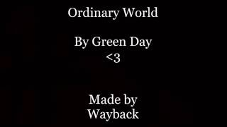 Nonton Green Day  Ordinary World  Lyrics  Film Subtitle Indonesia Streaming Movie Download